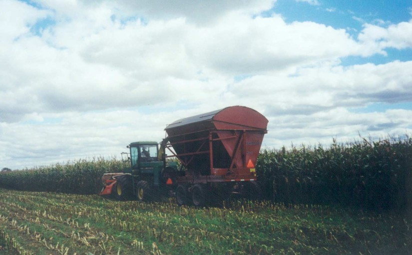 Ten Hove's Custom Farming 1998